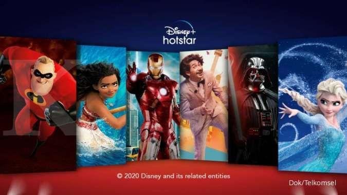 Tayang Agustus 2021, ini 3 film Indonesia terbaru di Disney+ Hotstar