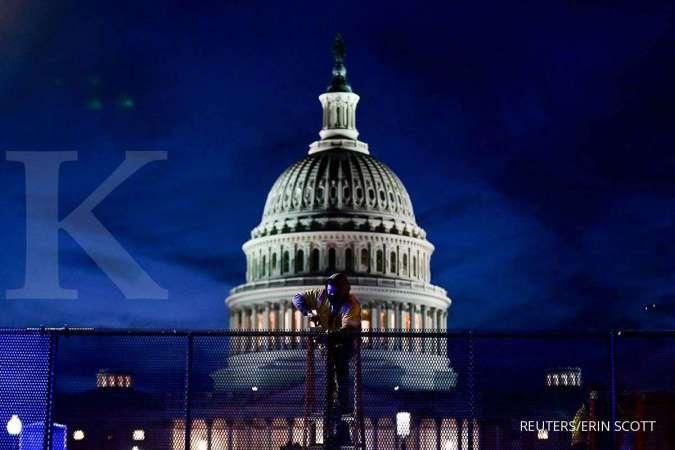 Kerusuhan Capitol AS awal tahun ini paling mematikan, berikut sejarah panjangnya