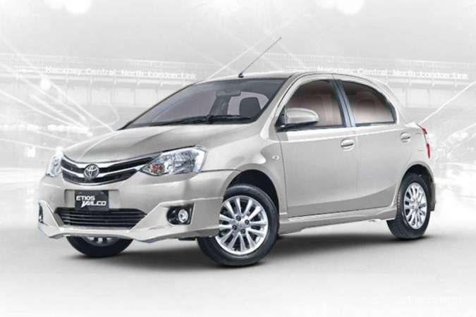 Harga mobil bekas Toyota Etios Valco temurah dari Rp 60 jutaan per April 2021