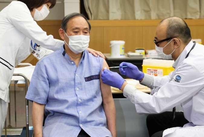 Jepang sumbangkan 1 juta vaksin Covid-19 ke Taiwan dan Vietnam, Indonesia menyusul