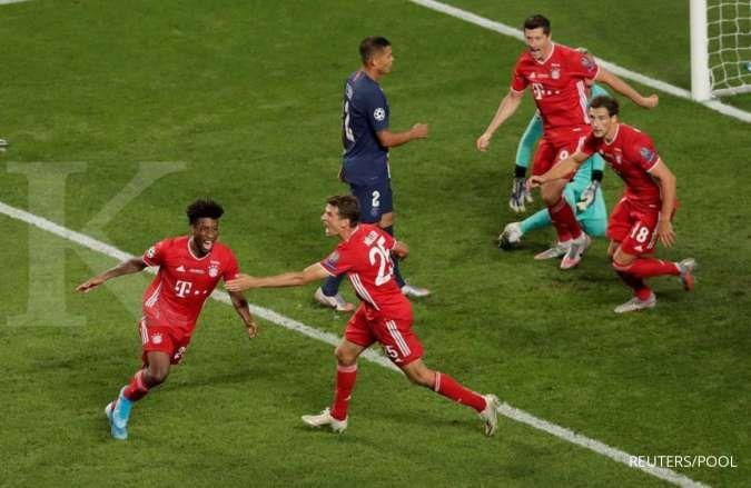 Bayern Munchen vs PSG di Liga Champions: The Bavarians siap perpanjang keunggulan