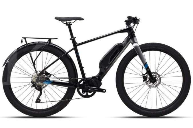 Sepeda e-bike Polygon Path E5