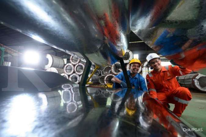 PGN siap pasok kebutuhan gas PLTMG Baloi