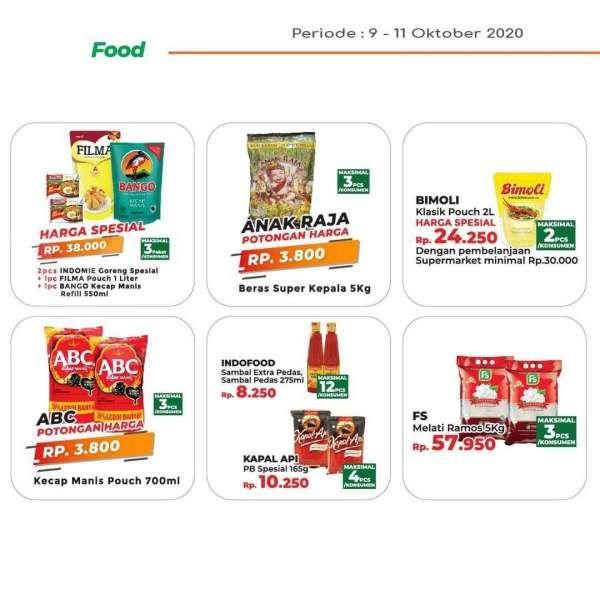 Promo Jsm Yogya Supermarket 9 11 Oktober 2020 Harga Heran