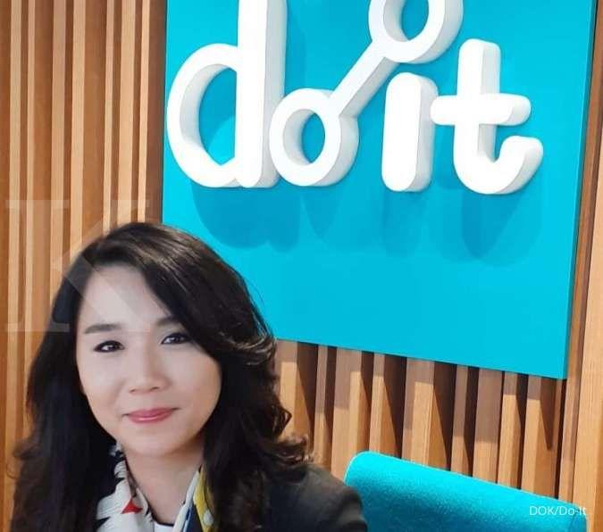 Dorong pertumbuhan ekonomi dan lapangan kerja, Do-It 100% serap pekerja Indonesia