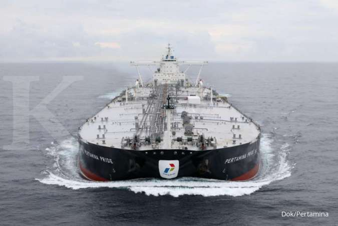 Top! Laba bersih Pertamina International Shipping 2020 naik 126% jadi Rp 1,1 triliun