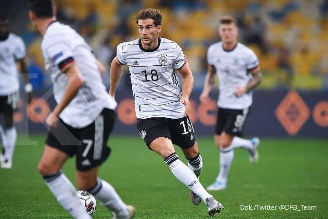Jerman vs Latvia: Pembuktian ketangguhan Der Panzer jelang Euro 2021