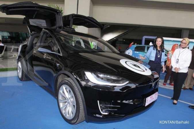 Pembiayaan mobil listrik belum menawan