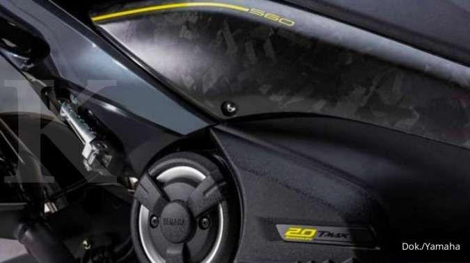 Motor Yamaha TMAX edisi khusus 20 tahun