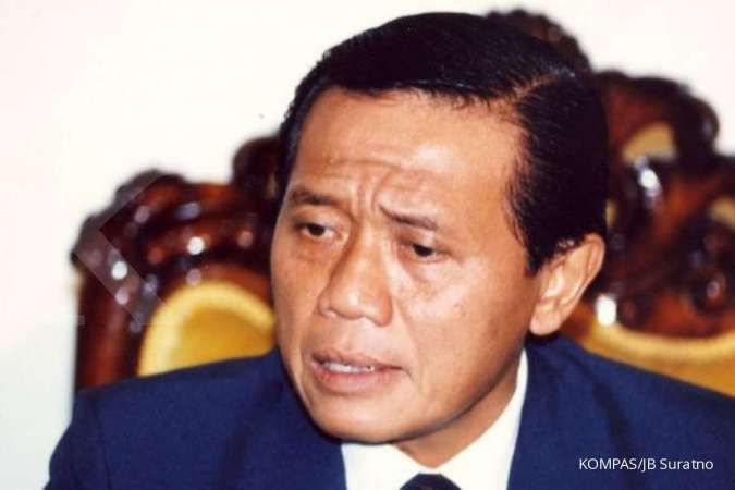 Mantan Menteri Penerangan era Orde Baru Harmoko meninggal dunia
