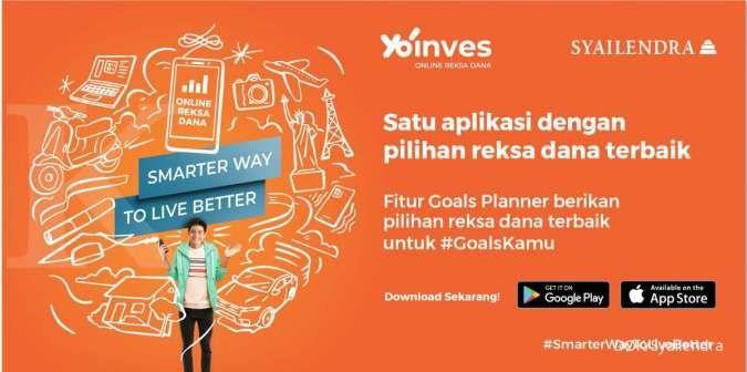 Sambut investor retail, Syailendra Capital luncurkan aplikasi YO! Inves