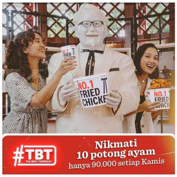 Promo KFC hari ini 17 Juni 2021