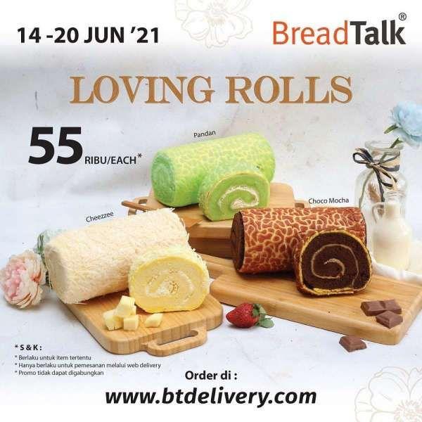 Promo BreadTalk 14-20 Juni 2021