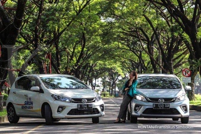Deretan harga city car di Februari, harga Sirion naik lagi