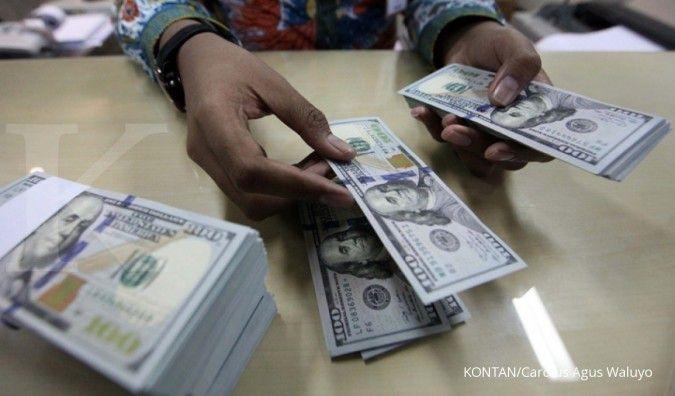 Kurs dollar-rupiah di BCA, hari ini Selasa 23 Februari 2021