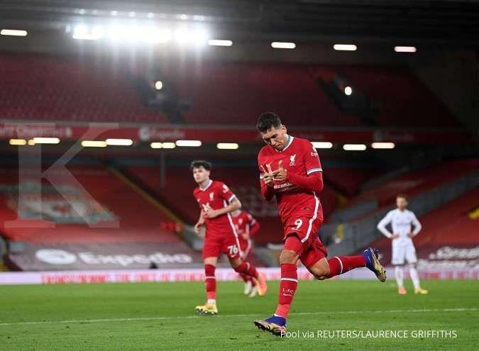 Jelang laga Liverpool vs Burnley di Liga Inggris