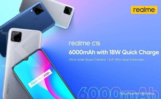 Daftar harga HP 1 jutaan bulan Agustus 2020, banyak diskon dari Samsung