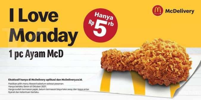 Promo McD hari ini