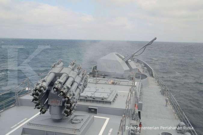 Laut Hitam memanas, Rusia awasi pergerakan kapal perang Inggris dan Prancis
