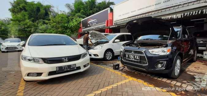 Ragam pilihan harga mobil bekas dari Rp 50 juta varian hatchback per Juli 2021