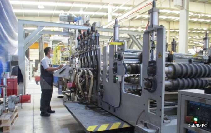 Laba Impack Pratama Industri (IMPC) melonjak 253,26% di semester pertama 2021