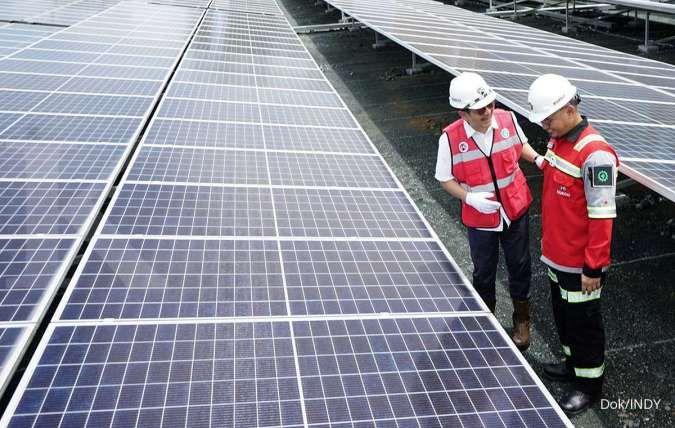 INDY menargetkan komposisi bisnis batubara dan non-batubara bisa 50:50 di tahun 2025