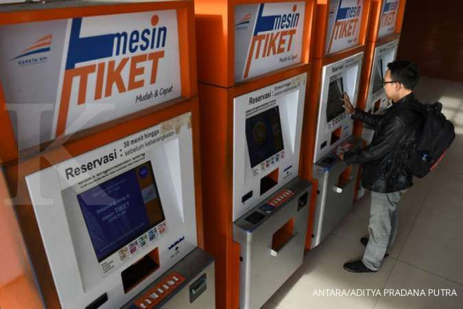 KAI akan beri refund 100% pembatalan tiket jarak jauh, apa syaratnya?