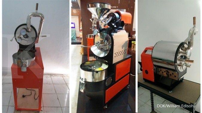 Hirup wangi aroma bisnis roaster kopi
