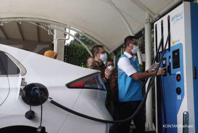 PLN tebar diskon 30% pengisian daya bagi pengguna kendaraan listrik