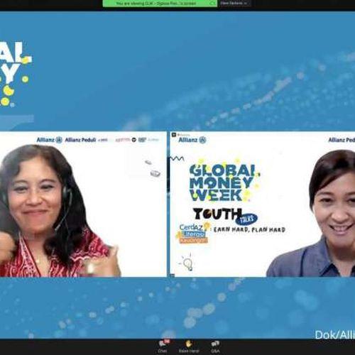 Allianz Indonesia Dukung Remaja Jadi Entrepreneur dalam Rangkaian Kegiatan Global Money Week 2021