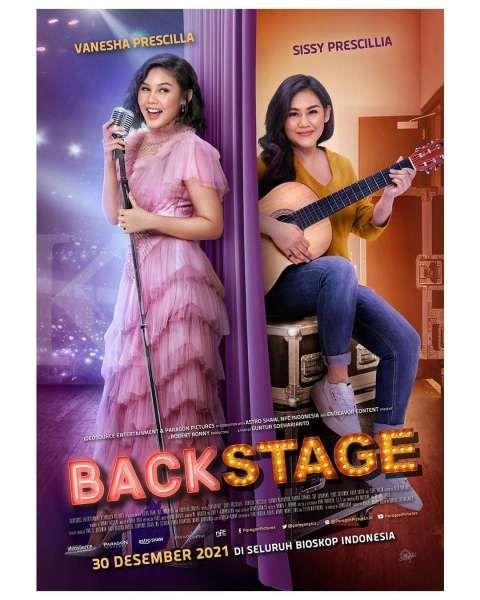 Film Indonesia terbaru Backstage