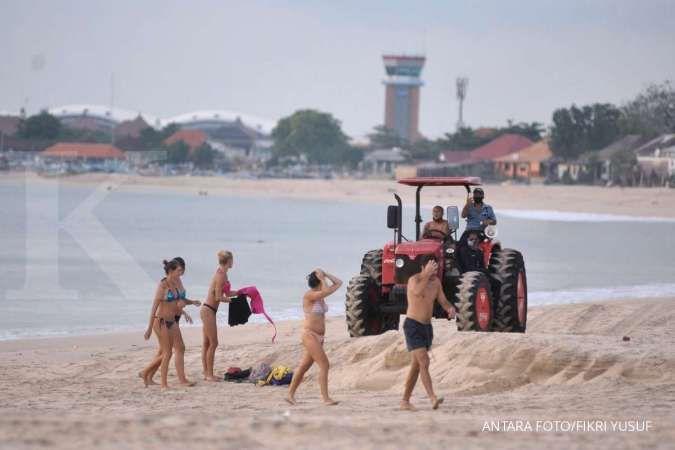 Virus corona buat kunjungan turis asing ke Bali anjlok lebih dari 90% pada April 2020