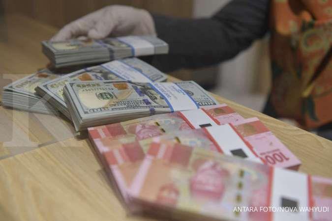 Kurs dollar-rupiah di Bank Mandiri, hari ini Senin 28 September 2020