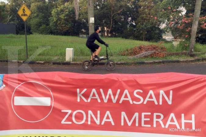 Per 15 Agustus, zona merah corona di Jawa Tengah kembali terbanyak, ini daerahnya