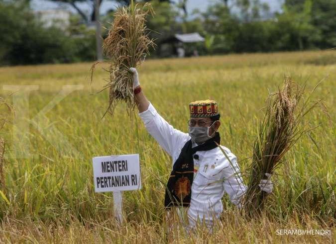 Mentan: Bali jadi simbol pertanian maju