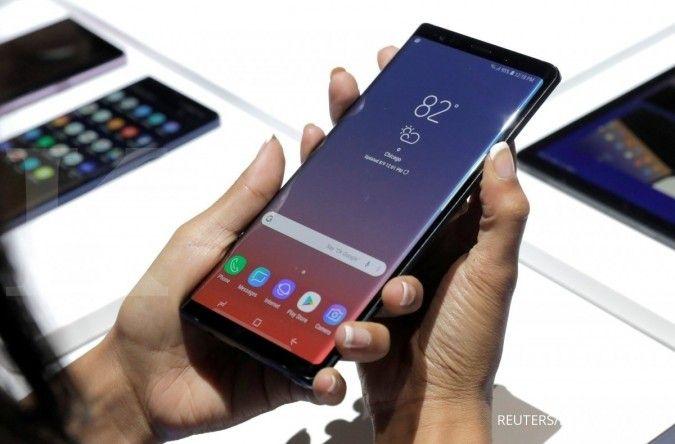 Promo HP flagship Samsung, Galaxy Note 9 diskon sampai Rp 5 juta