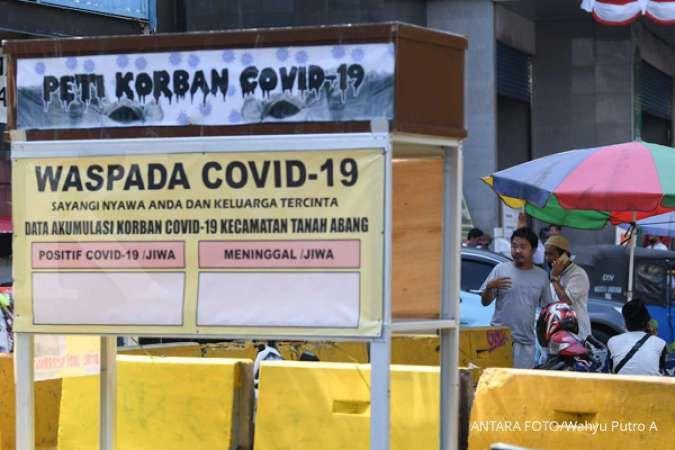 UPDATE Corona Indonesia, Selasa (15/9): 225.030 kasus,161.065 sembuh, 8.965 meninggal