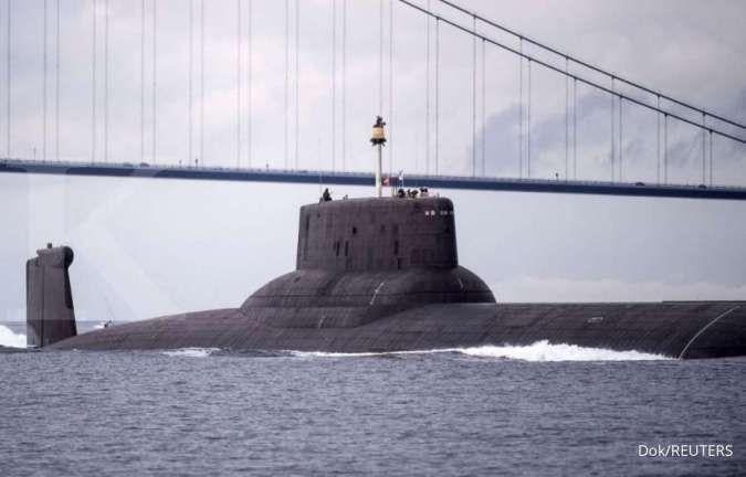 Kapal selam nuklir kelas Yasen-M Rusia, paling mahal dan paling canggih