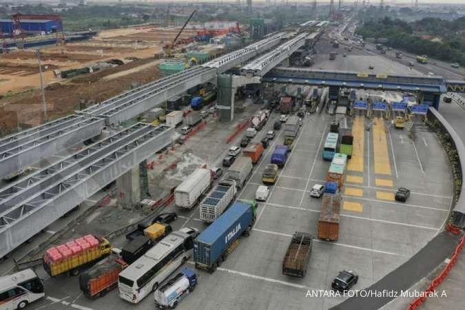 Puncak mudik diprediksi 31 Mei, Cikarang Utama bakal dilintasi 150.000 kendaraan