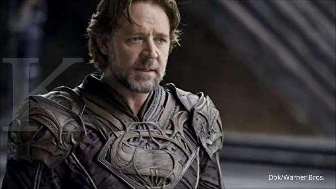 Pemeran ayah Superman gabung Chris Hemsworth di film Thor: Love and Thunder