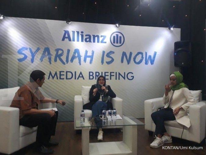 Hingga kuartal I 2021, pendapatan premi Allianz Life Syariah tumbuh 17,5%