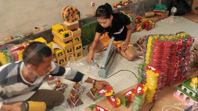 SNI mainan impor ancam keberlangsungan UKM mainan di Indonesia