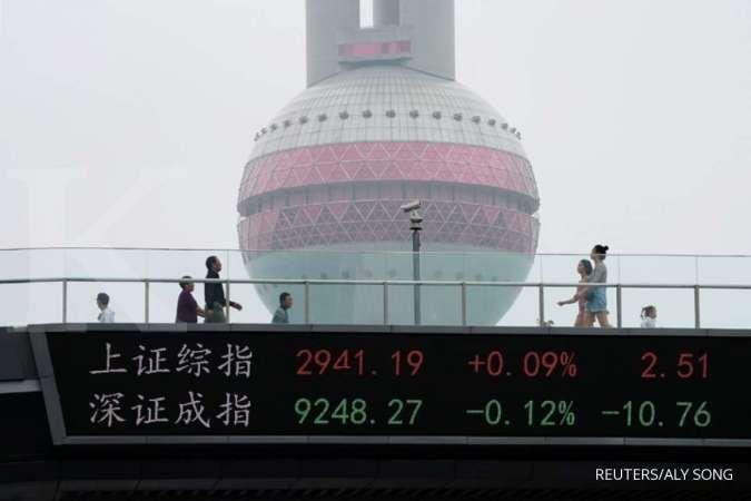 Saham perusahaan teknologi China melejit terdorong meredanya tensi perang dagang