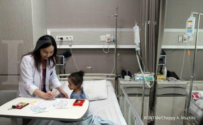 Cara bedakan batuk dan pilek karena alergi dengan gejala corona pada anak-anak