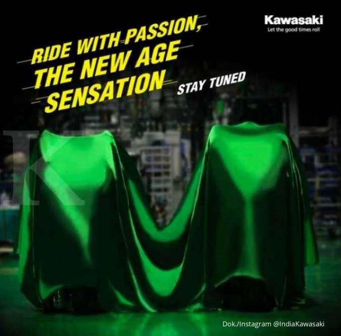 Kawasaki India akan lahirkan Ninja generasi baru?