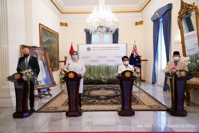 Indonesia and Australia agree to boost security ties