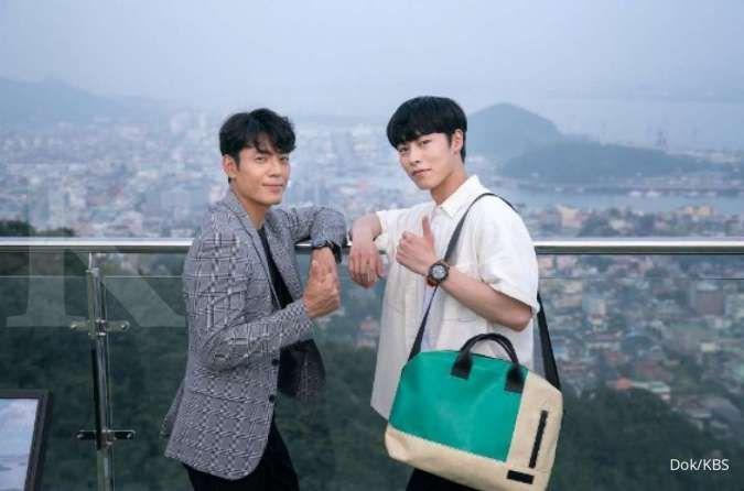 Drakor Do Do Sol Sol La La Sol, drama Korea terbaru dengan bromance Lee Jae Wook dan Kim Joo Heon.