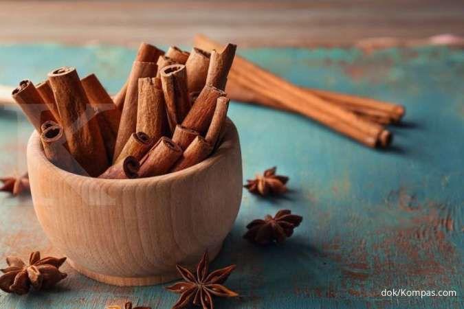 4 Manfaat kayu manis, salah satunya bisa menghilangkan jerawat