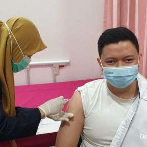 Brantas Abipraya Persenjatai Insannya dengan Vaksin Flu dan Pneumonia