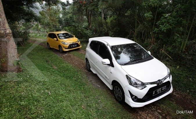 Peluncuran Toyota Agya facelift digelar via youtube karena virus corona merebak